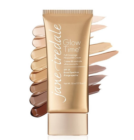 Jane Iredale Full Coverage Glow Time BB Cream SPF 25