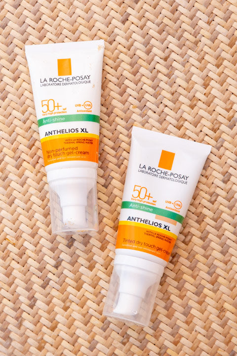 LA ROCHE-POSAY ANTHELIOS XL DRY TOUCH TINTED FACIAL SUNSCREEN