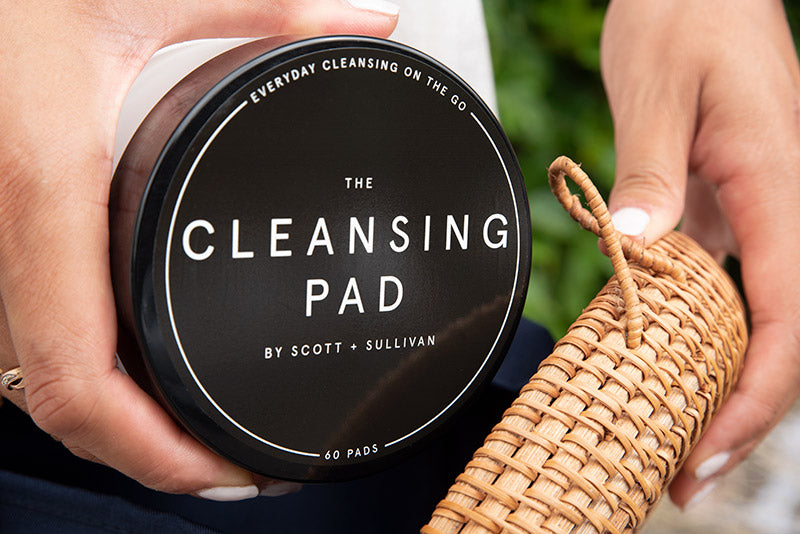THE CLEANSING PAD