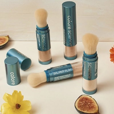 Colorescience Sunforgettable Brush On Sunscreen - The Clinic