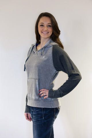 J. America Zen SuperSoft Hoodie - Ladies