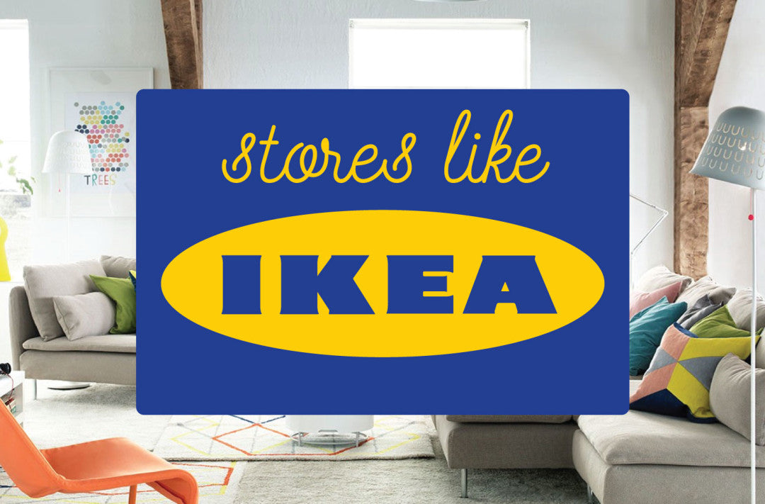 Stores Like IKEA: 10 Alternatives For Modern Furniture