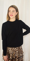 PW by PORTIA'S WILL CREW NECK KNIT