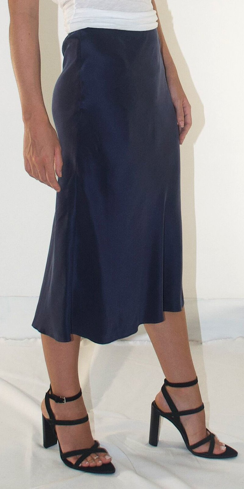PW by PORTIA'S WILL LUCY SILK SKIRT