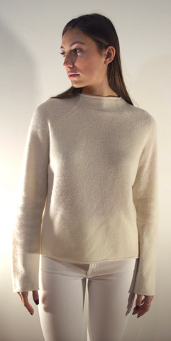PW MIA TURTLE NECK CASHMERE JUMPER