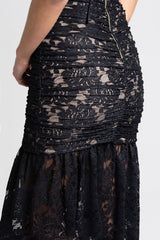 REBECCA VALLANCE BETTY LACE DRESS
