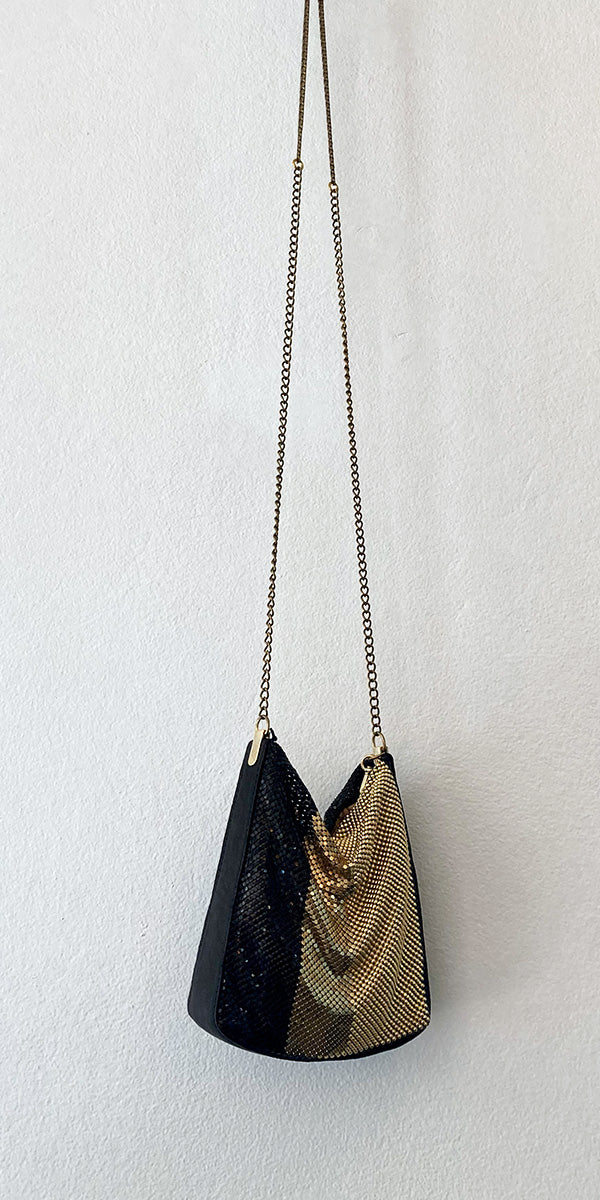 LAURA B DEBORAH DISCO BAG