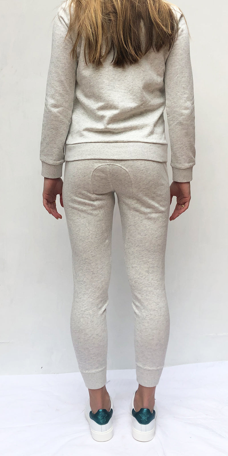 PW BY PORTIA'S WILL LOVE TRACK PANTS