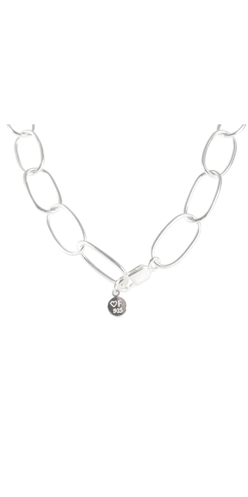 FAIRLEY MARILYN LINK NECKLACE