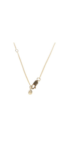 FAIRLEY TRIANGLE PENDANT NECKLACE
