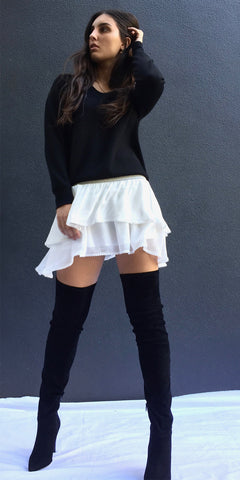 PW MARA MINI SKIRT