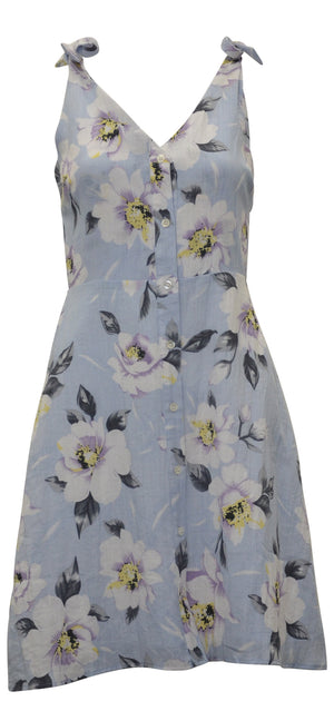 Frnch Floral Dress