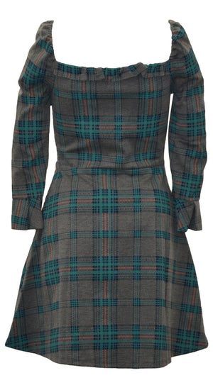 Plaid Dress by Joa