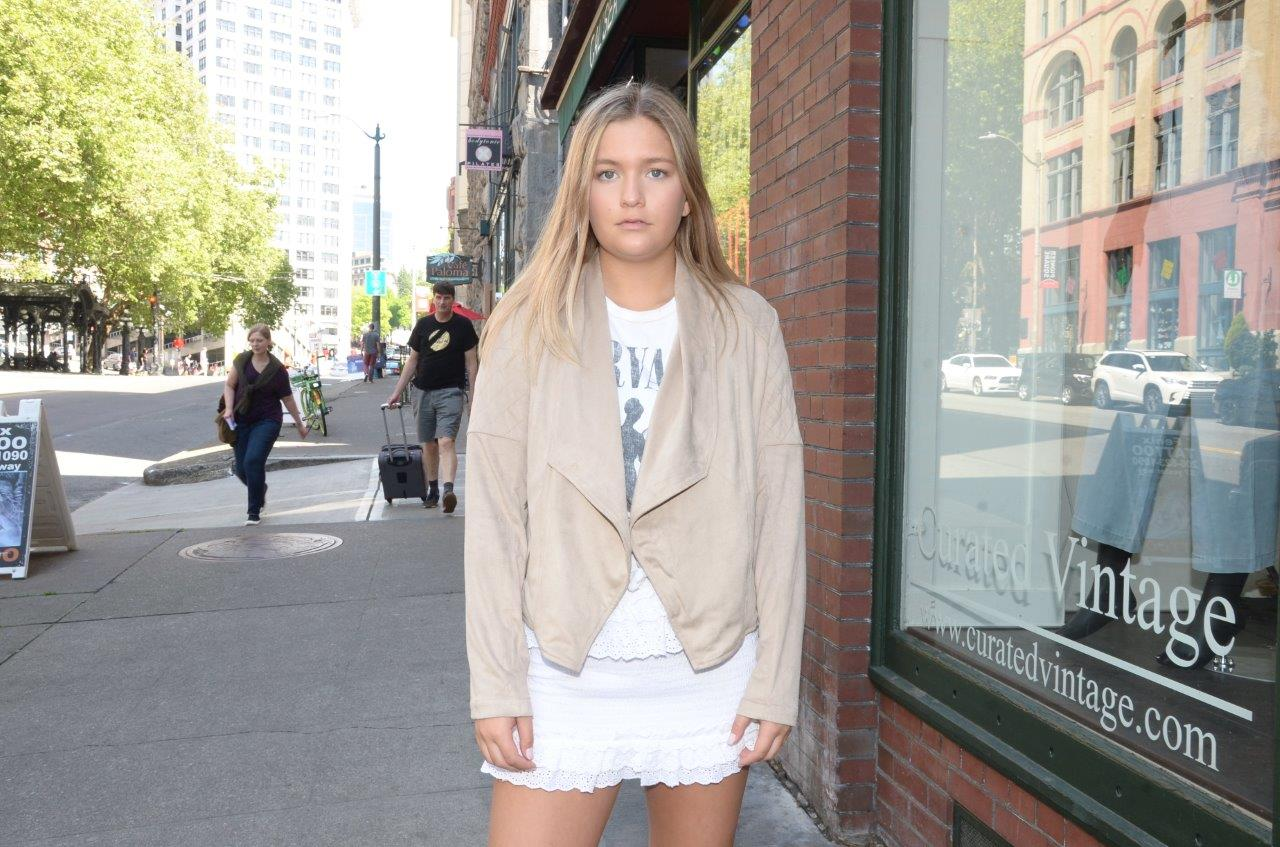 Light Ultra Suede Jacket