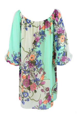 Mint Voom Summer Dress