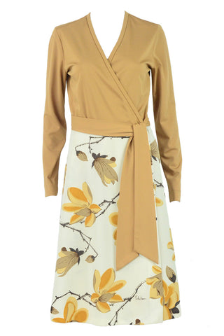 Alfred Shaheen Wrap Dress