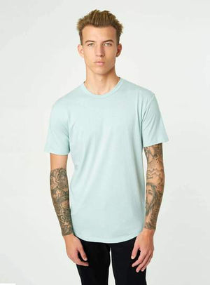 7 Diamonds T Shirt in Sky Blue