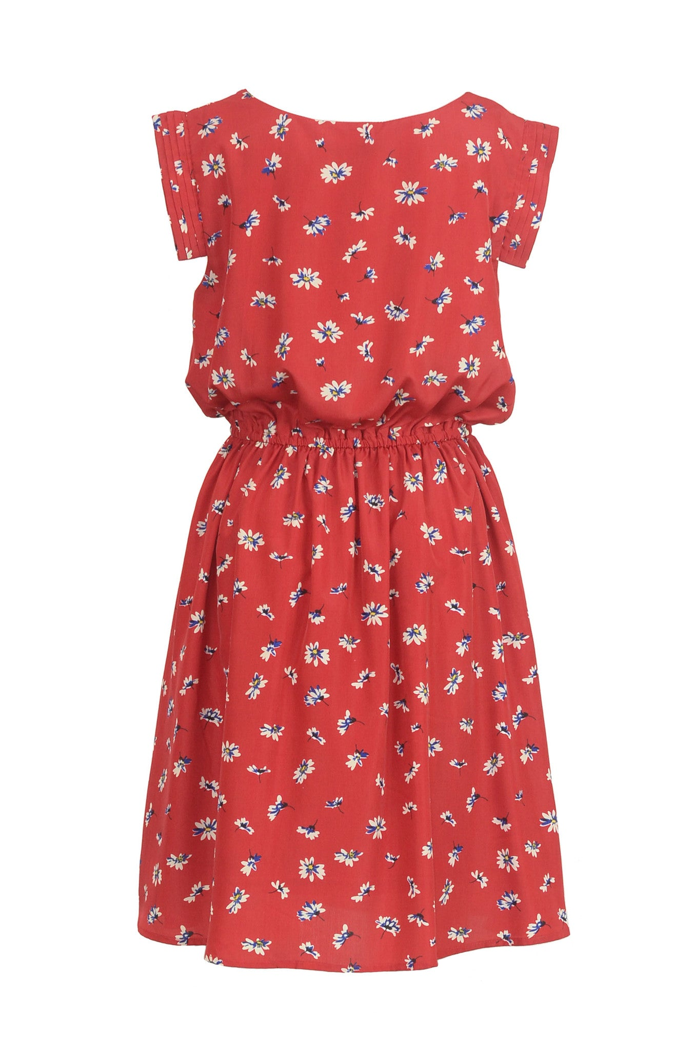 Young Threads red floral dress
