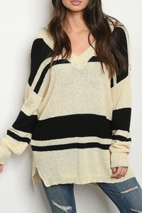 Spring Nautical Sweater