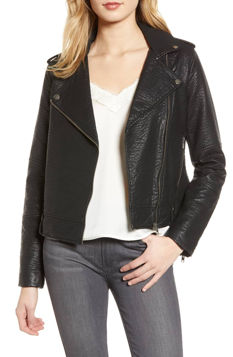 Moto Jacket by Cupcakes and Cashmere
