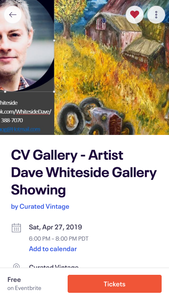 David Whiteside - Seattle Artist