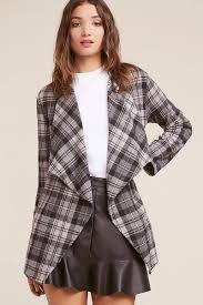 Flannel jacket by BB Dakota