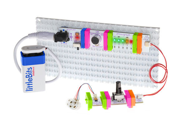 LittleBits Master List of Bits