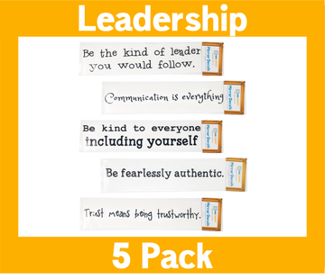 Leadership Pack of 5