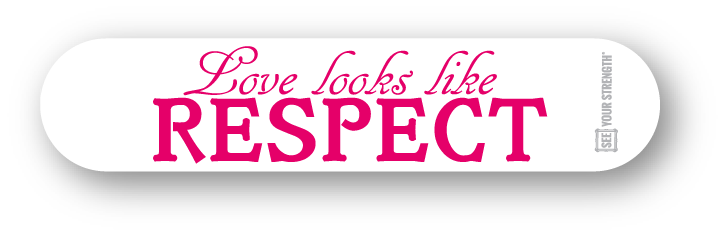 Love looks like respect