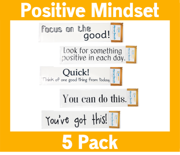 Positive Mindset Pack of 5