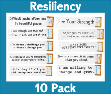 Resiliency Pack of 10