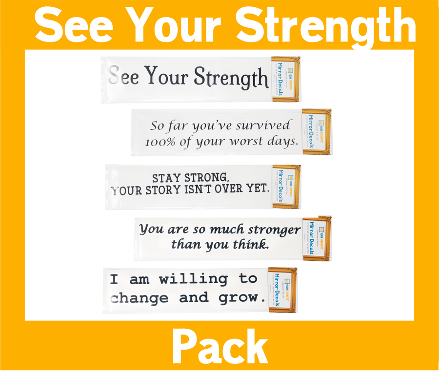 See Your Strength Pack