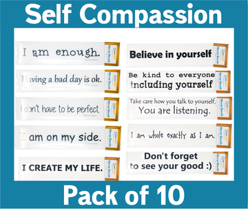 Self Compassion Pack of 10