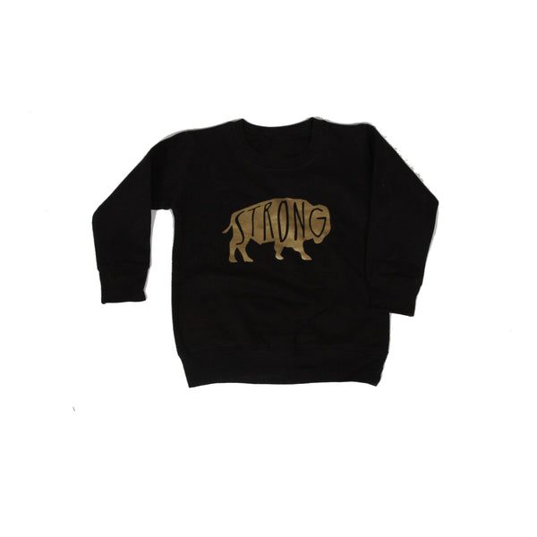 Strong Kids Pullover Sweatshirt