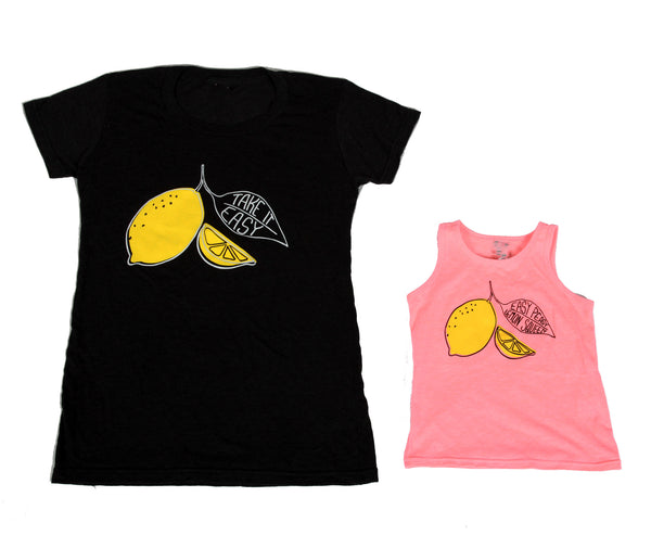 Lemon Womens Tee