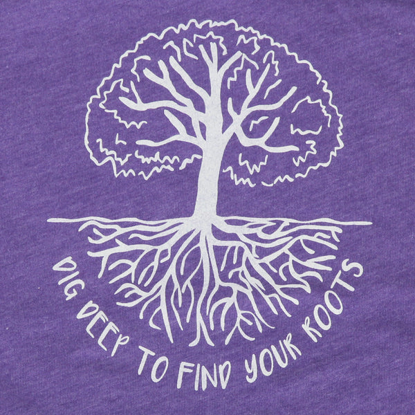Find Your Roots Onesie