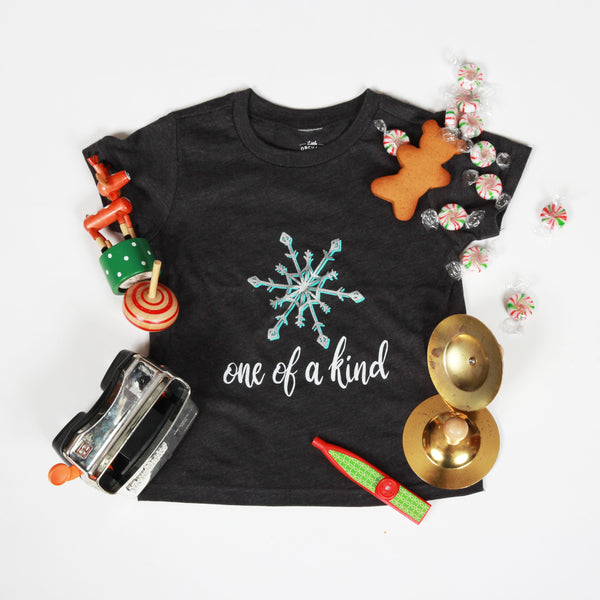 One of a Kind Onesie + Kids Tee