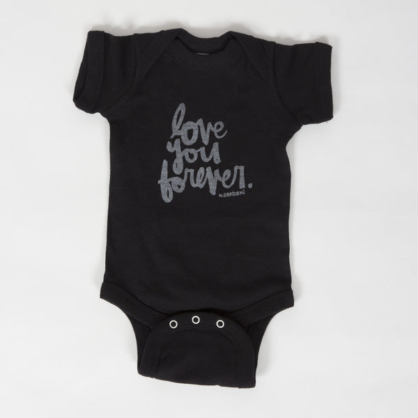 Love You Forever Onesie