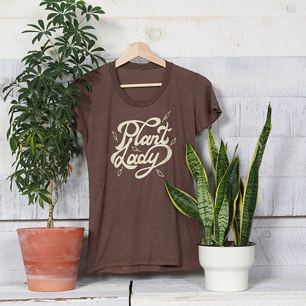 Plant Lady Womens Tee