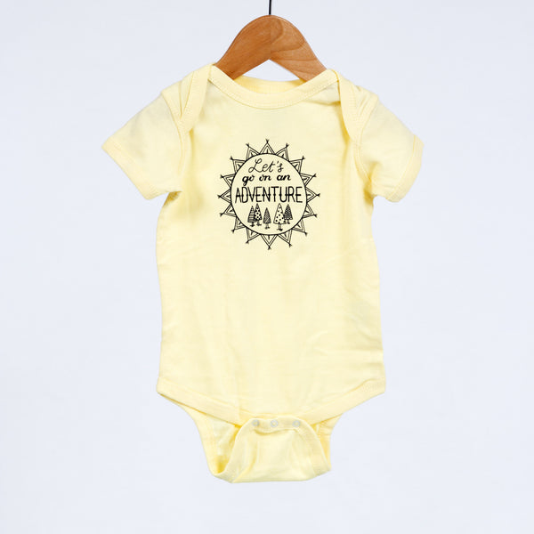 Let's Go on an Adventure Onesie