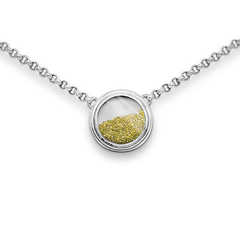Diamond Dust Necklace - 17""