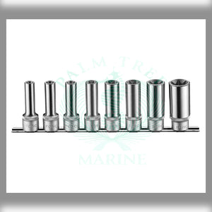 "DR. Star deep socket set  1/2"" 8pc"