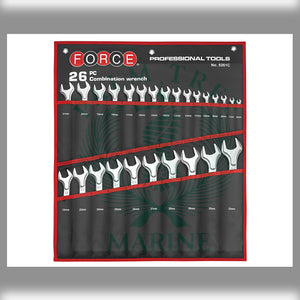 Combination Wrench Set 26pc