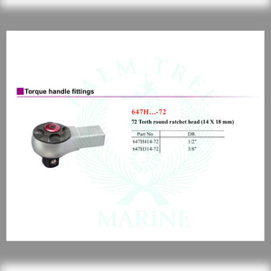 Torque Handle Fittings 1/2''