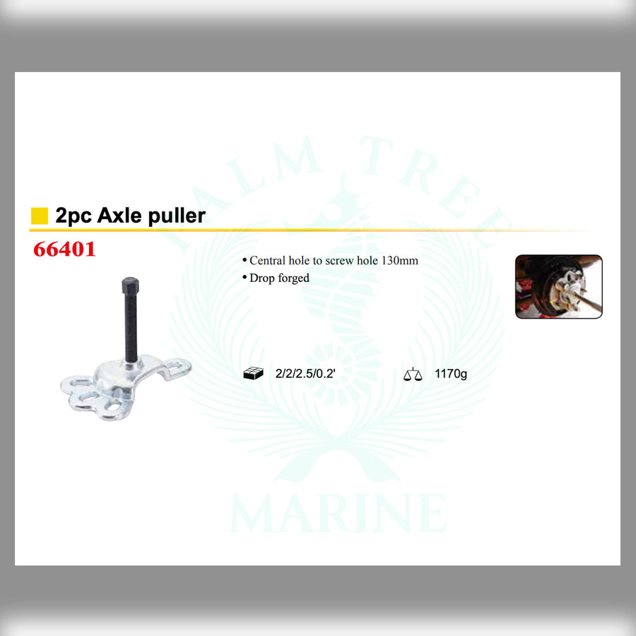 Axle Puller 2 Pc