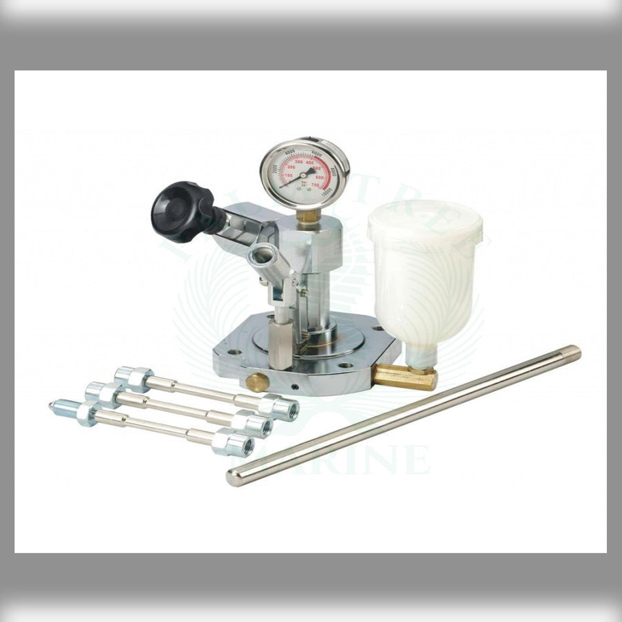 Diesel engine nozzle tester & cleaner