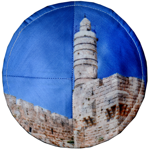 Tower of David Kippah
