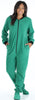 PajamaMania Women's Footed Fleece One Piece Pajamas