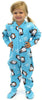 PajamaMania Kids Footed Pajamas