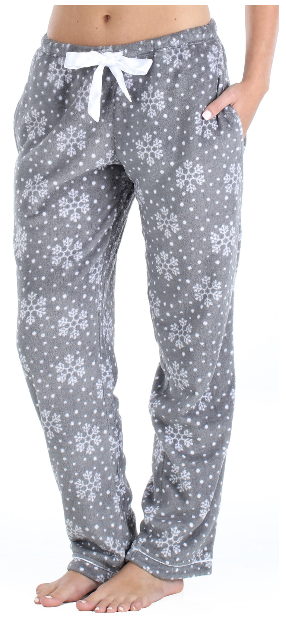 Women's Fleece Pajama PJ Pants